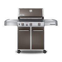 Weber 2019 Genesis II E-310 GBS, Black, Special Price & FREE COURSE
