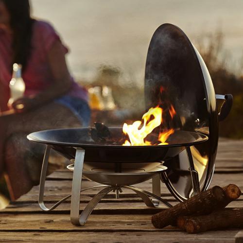 Weber Gas Grill Parts >> Weber Fire Place - Black