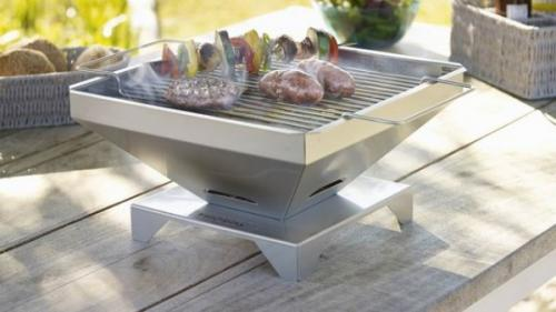 Thüros Tabletop Charcoal Grill Thüros Tabletop Charcoal Grill