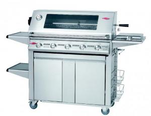 S3000s Series 5 Burner (Stainless Steel Pack) & Side Burner, FREE Cover