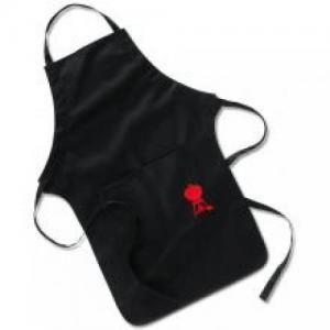 Weber Black Apron, Adjustable Strap