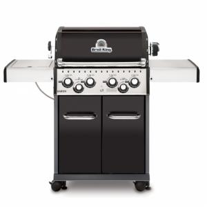 Broil King Baron 490 Black Gas BBQ, 10% OFF