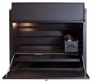1000 Deluxe Built-in Braai, 10% OFF