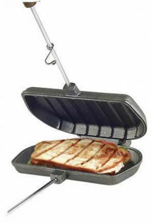 Panini Sandwich Press - Cast Iron