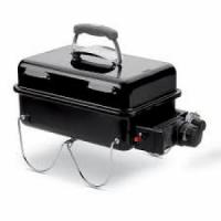 Weber Go-Anywhere Portable Gas BBQ (8% OFF)