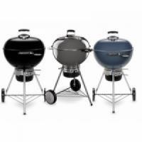 New for 2019 Weber Master-Touch 5750 in Black or Smoke