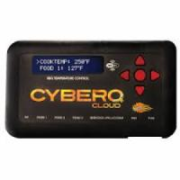 CyberQ Cloud controller with Universal Adaptor and Pit Viper Fan