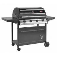 1000R 4 Burner with Metal Trolley, 10% OFF + FREE Cover