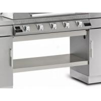 1100 5 Burner Outdoor Kitchen Bottom Shelf Only - 10% OFF