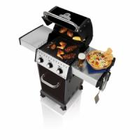 Broil King Baron 320 Black Gas BBQ, 10% OFF