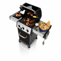 Broil King Baron 340 Black Gas BBQ, 10% OFF
