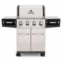 Broil King Regal S420 Stainless Steel Gas