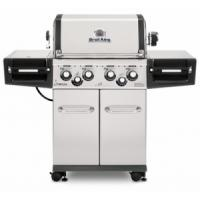Broil King Regal S490 Pro Stainless Steel Gas BBQ