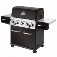 Broil King Regal 590 Black Gas BBQ,