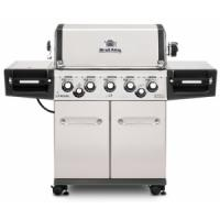 Broil King Regal S590 Pro Stainless Steel Gas BBQ
