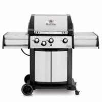 Broil King Signet 340 Stainless Steel Gas BBQ, 10% OFF