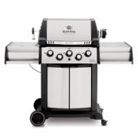 Broil King Signet 390 Stainless Steel Gas BBQ, 10% OFF