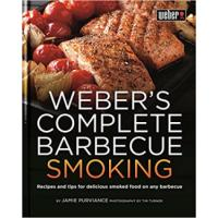 Weber Complete Barbecue Smoking Book