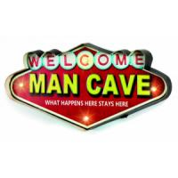 Retro LED Man Cave Sign