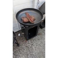 Firepits UK Bowl with Log Storage - 60cm