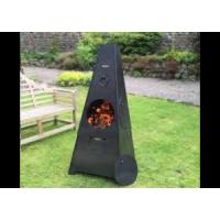 Firepits UK 2 in 1 Chiminea and Fire Pit