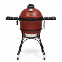 Kamado Joe Classic in Cart Get-You-Going! Bundle Package Deal