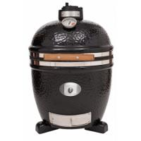 Monolith Classic Kamado Grill in Black