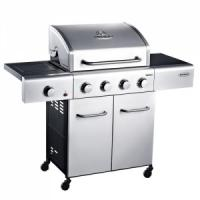 Outback Meteor Stainless Steel 4 Burner BBQ, 15% OFF